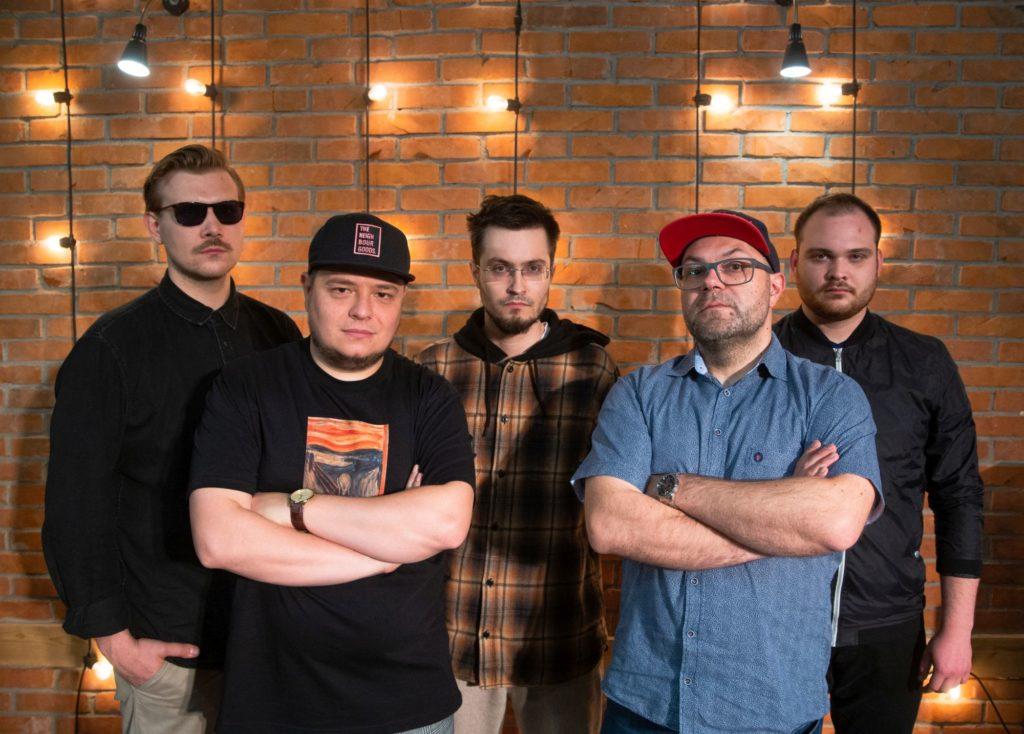 Eskaubei i Tomek Nowak Quartet